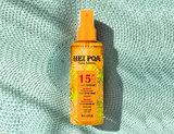 Sun Oil SPF15 Tiare