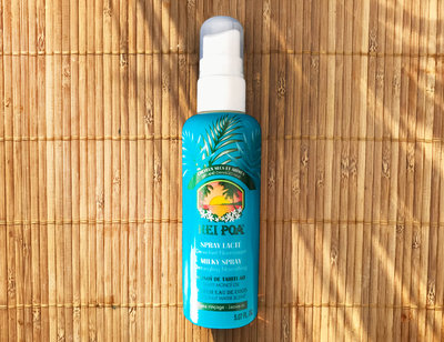 NEW: Hair care milky conditioner spray